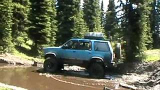 93 Ford Explorer From BC Canada Video #6 Whipsaw 09