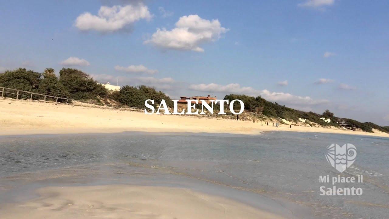 Spiaggia Di Punta Prosciutto Di Porto Cesareo Salento