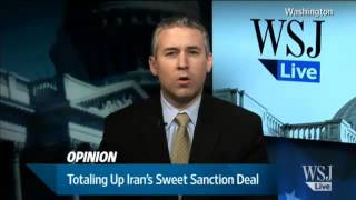 Jonathan Schanzer on the real value of Iran sanctions relief (Opinion Journal/WSJ)