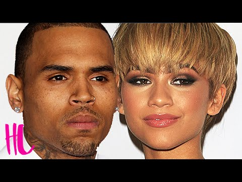 Chris Brown Slams Zendaya & Fifth Harmony For Unfollowing Him On Twitter