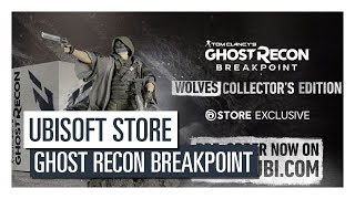 GHOST RECON BREAKPOINT  - WOLVES COLLECTOR'S EDITION (UBISOFT STORE)