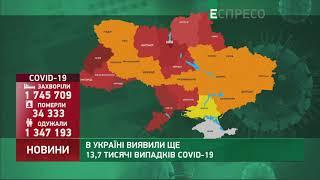 Коронавірус в Украі ні статистика за 4 квітня