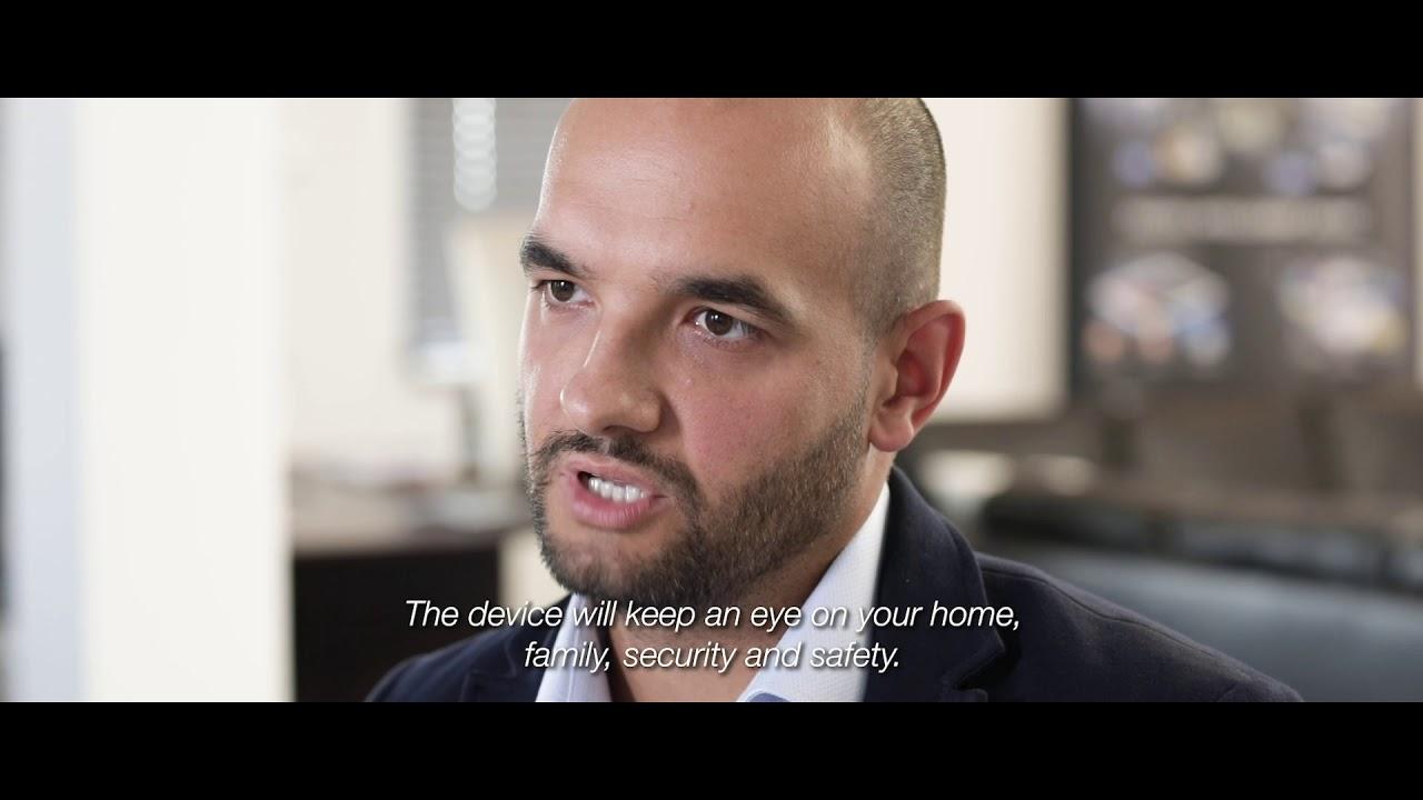 49370cd92fc DesignEuropa Awards 2018 FIBARO Intercom - YouTube