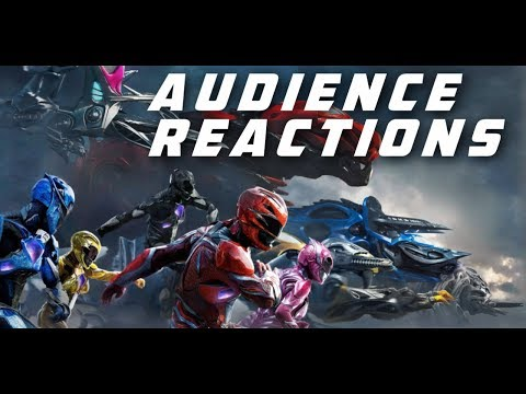 Power Rangers {SPOILERS}: Audience Reactions | March 25, 2017
