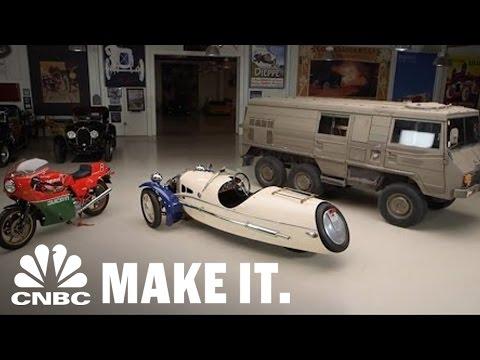Which Non-Four-Wheel Vehicle Appreciates The Best | CNBC Make It.