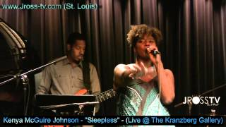 "James Ross @ Kenya McGuire Johnson - ""Sleepless"" -  www.Jross-tv.com"