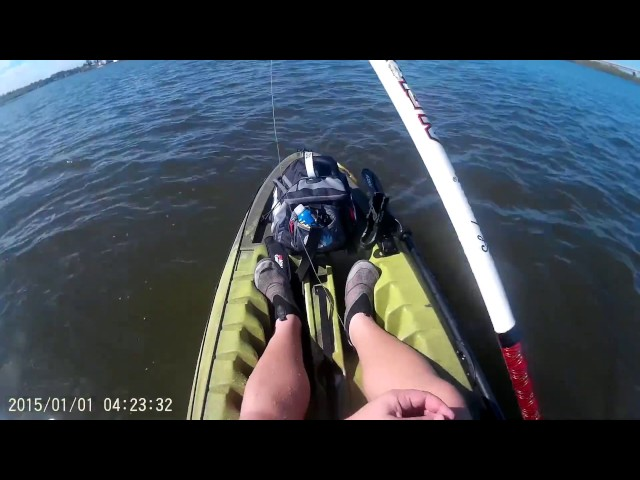 Perception striker 11.5 first dip and review