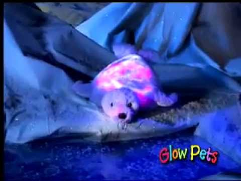 glow pets from the makers of pillow pets dream lights