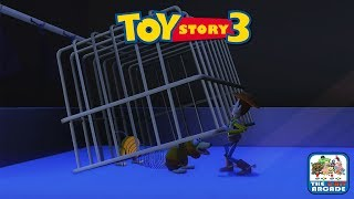 Toy Story 3: The Video Game - Sunnyside Prison Break (Xbox 360/Xbox One Gameplay)