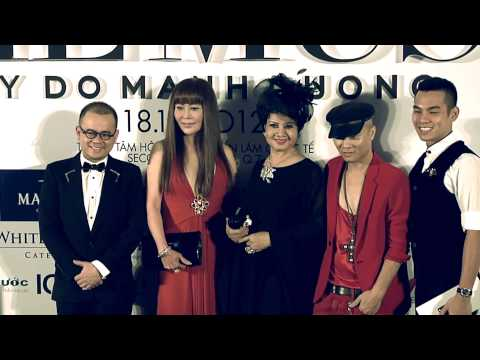 Do Manh Cuong - The Muse - Red carpet