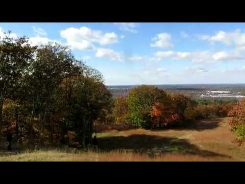 "Fall Foliage at Great Blue Hill, ""Autumn Colours"" - October 21, 2012"