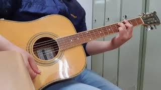 데임 통기타 DAME acoustic guitar