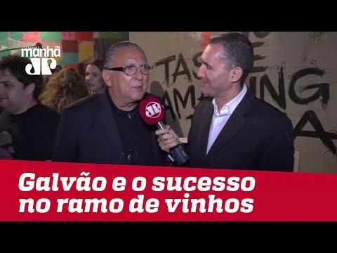 Galvão abre o jogo em entrevista exclusiva à JP