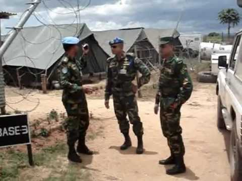 Bangladesh Army in UN Peacekeeping missions