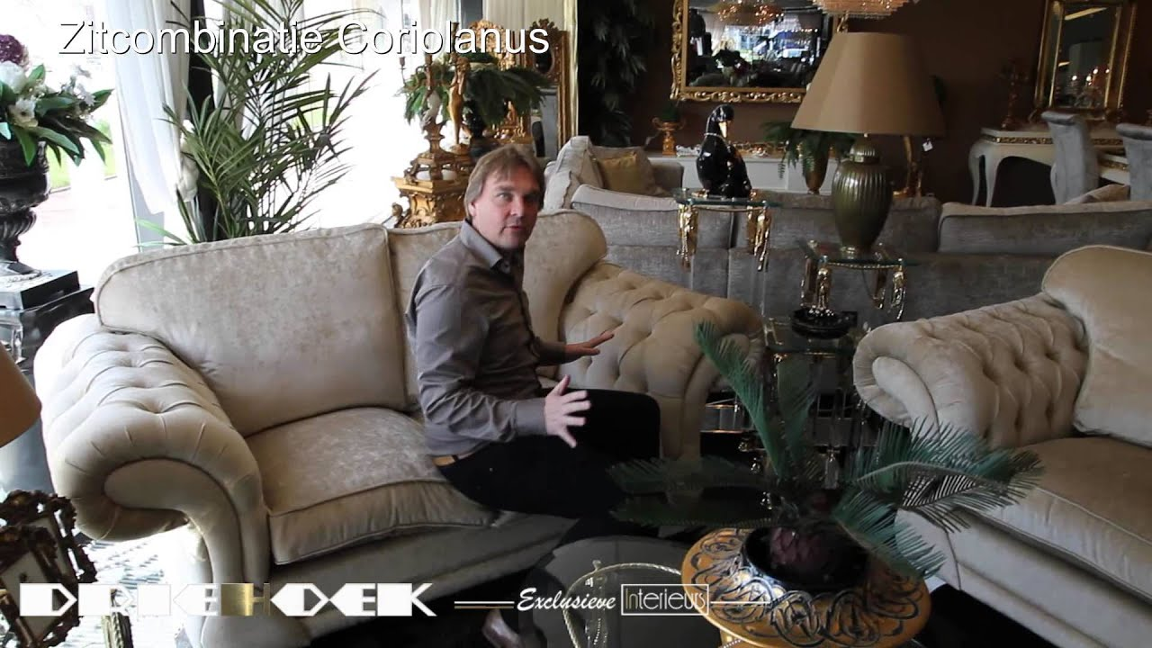 Zitcombinatie Coriolanus - YouTube