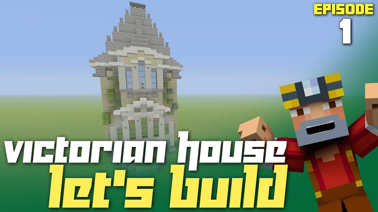 minecraft xbox one let s build a victorian house part 1 how to build a deck step by step how to build on minecraft