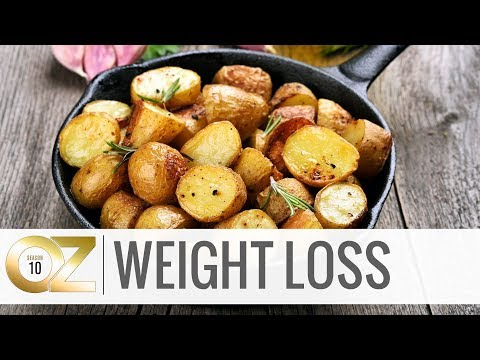 How Potatoes Can Help You Lose Weight