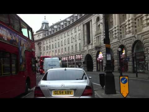 London streets (345.) - Curzon Street - Mayfair - Soho Square