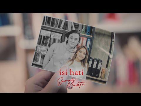 Sarah Mukti - Isi Hati (Official Music Video)