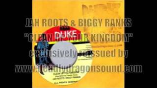 "JAH ROOTS - GONE A FOREIGN MEDLEY  Deadly Dragon Sound Exclusive 7"" Reissues"