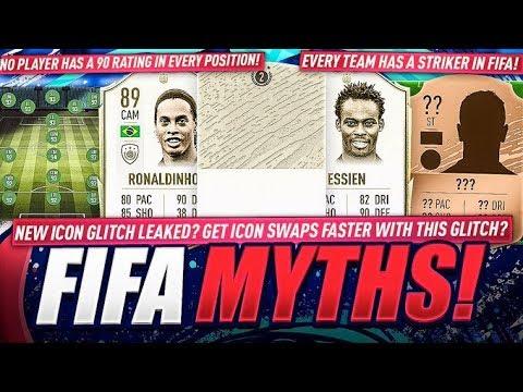 FIFA's Biggest Icon Swap Glitch? thumbnail