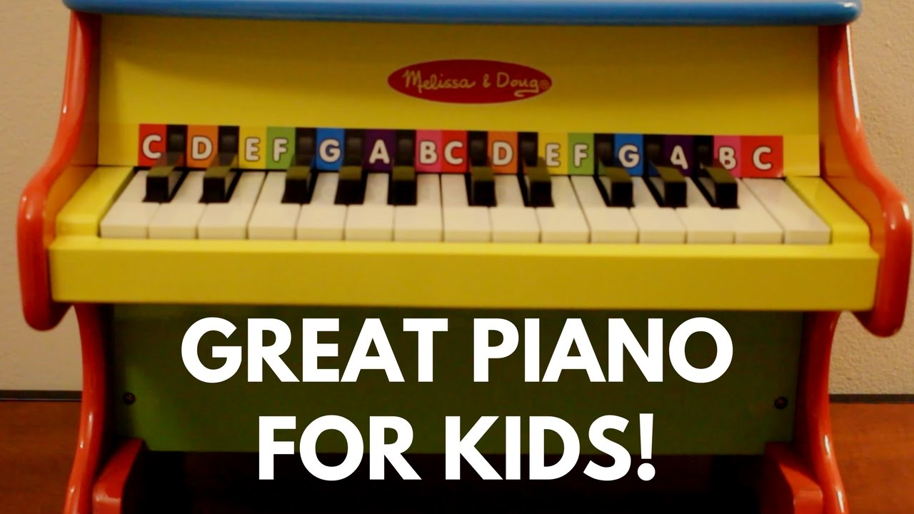 Best Toddler Piano Melissa Doug Learn To Play Piano Review