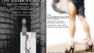 Vanek and Underpants TEASER at Theatrum Elysium San Pedro Rep