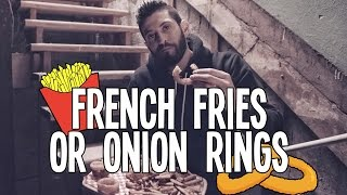 French Fries or Onion Rings | Rap Recipe Music Video thumbnail