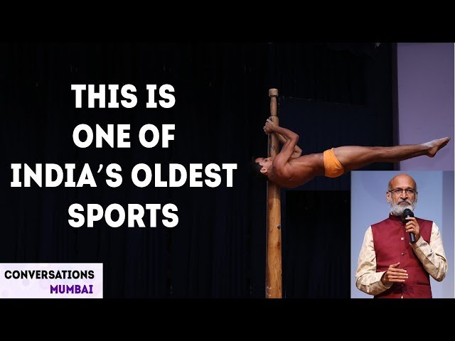 Mallakhamb - The Acrobatic Ancient Indian Sport | Uday Deshpande's Story | Conversations Mumbai