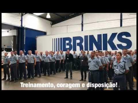 VIGILANTES DE TRANSPORTE DE VALORES DA BRINKS BH
