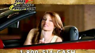 Texas Car Title and Payday Loans