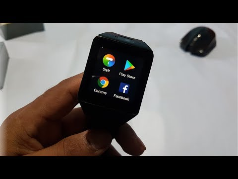 QW09 Android Smart Watch Bangla Hands-on Review || মাত্র ৫০০০ টাকা Android মোবাইল ঘড়ি কিনুন