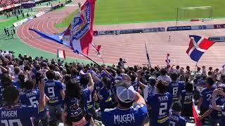 2019.5.3 広島vs横浜FM(エディオン) 横浜F・マリノス ゴール裏 令和初...