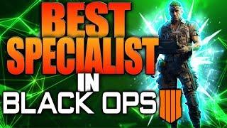 CRASH Best Specialist in Black Ops 4 Multiplayer?
