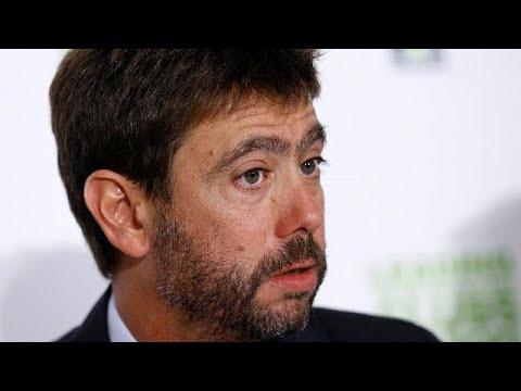 euronews (en français): Le président de la Juventus suspendu - sport