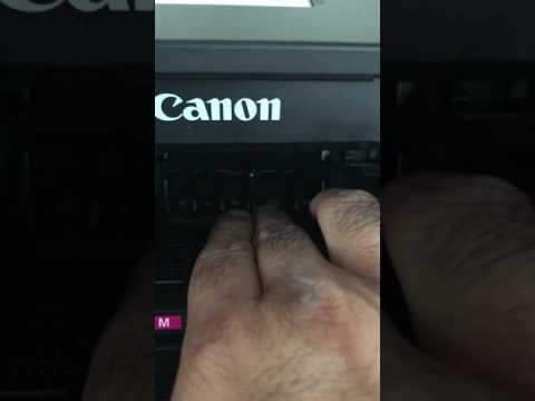 How To Remove Printhead For Canon Edible Printers
