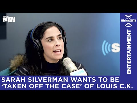 Bill Cunningham - Sarah Silverman Admits Louis C.K. Pleasured Himself In Front Of Her