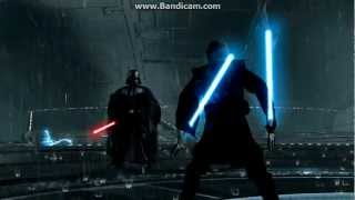 Star Wars Anakin Skywalker vs Darth Vader