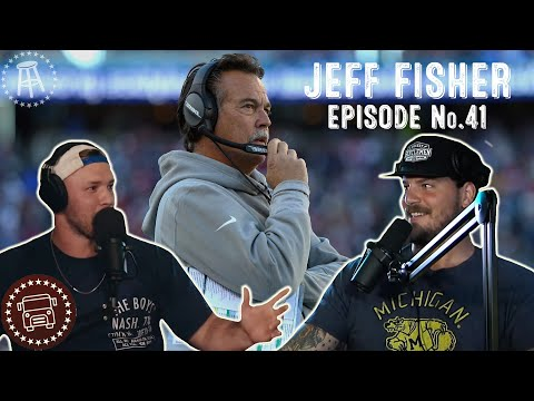 Jeff Fisher | Bussin With The Boys #041