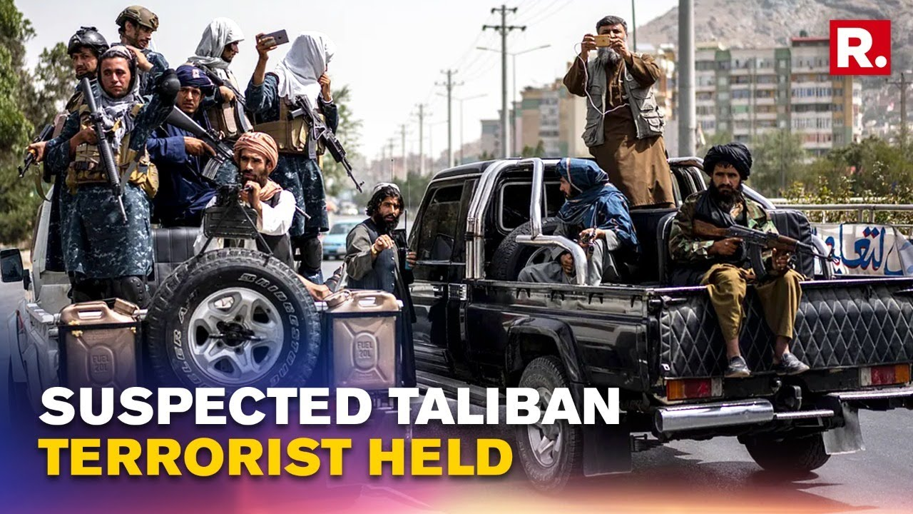 UK Police Arrest Suspected Taliban Terrorist In Manchester: Report