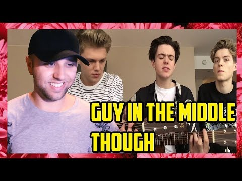 SLOW HANDS - NIALL HORAN (COVER BY NEW HOPE CLUB) (REACTION)