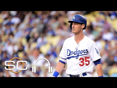 Cody Bellinger Doesn't Know Who Jerry Seinfeld Is  SC with SVP  June 24, 2017