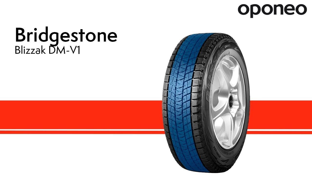 Bridgestone Blizzak DM-V1 рекламный ролик - 4 точки. Шины и диски .