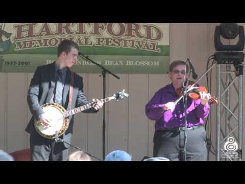 Michael Cleveland and Flamekeeper ~ Full Set ~ John Hartford Memorial Festival 2017