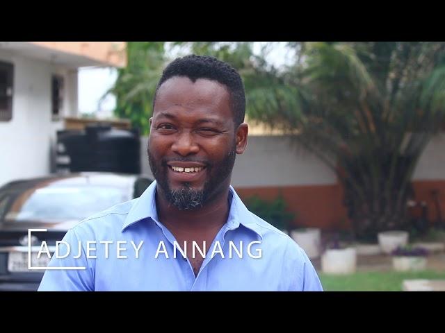 Adjetey Anang introduces Omanbapa