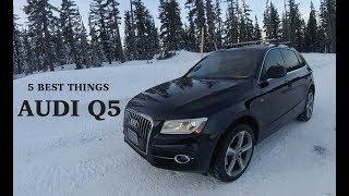 Audi Q5 2013 Videos