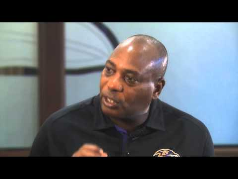 Ozzie Newsome Talks Draft, Secrets To Success