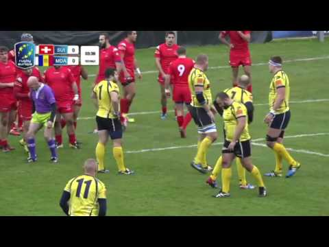 SWITZERLAND - MOLDOVA, Rugby Europe Trophy - 26.11.2016