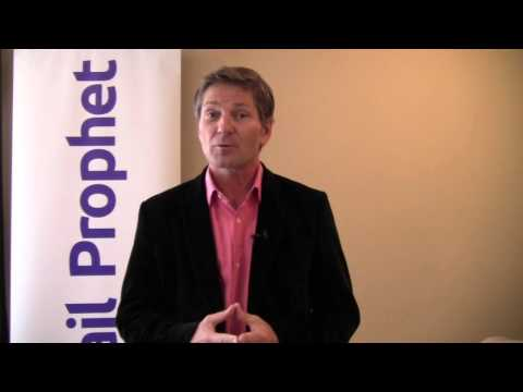 "Doug Stephens ""the Future of  the Retail  Store"" at the Profile Show Clip"