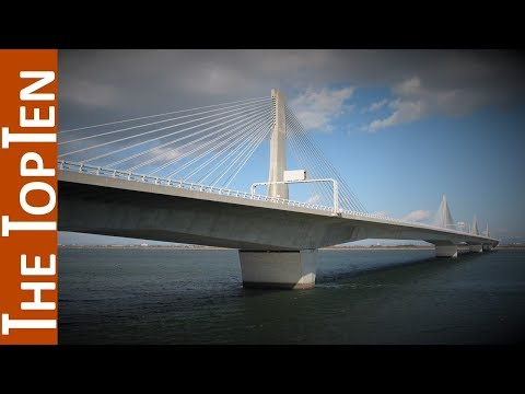 The Top Ten Longest Cable-stayed Bridge
